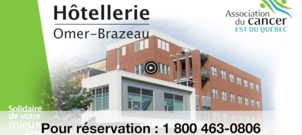 Hôtellerie Omer-Brazeau